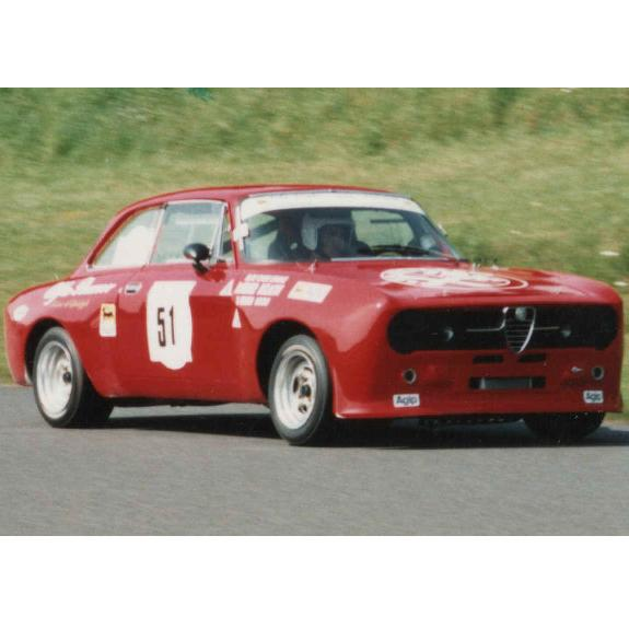 Alfa GTA Maxi-Kit aus GFK