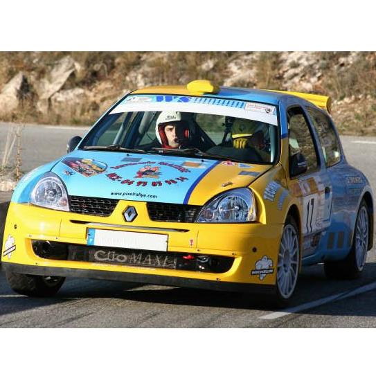 Renault Clio RS 1/2